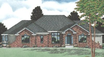 Traditional Style House Plans Plan: 10-522