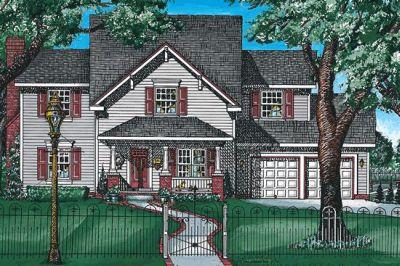 Craftsman Style Floor Plans Plan: 10-576