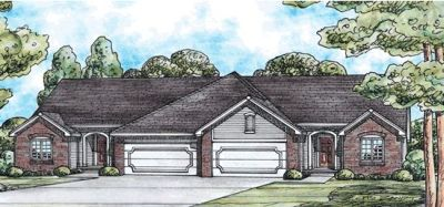 Traditional Style Floor Plans 10-591