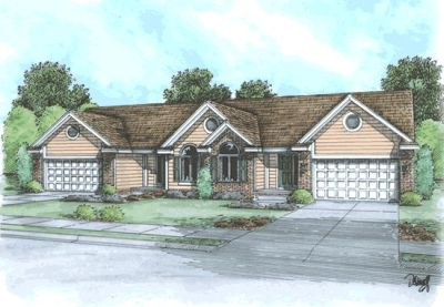 Traditional Style House Plans Plan: 10-596