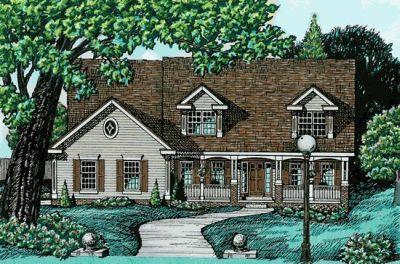 Style Home Design 10-607