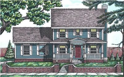 Style House Plans 10-620