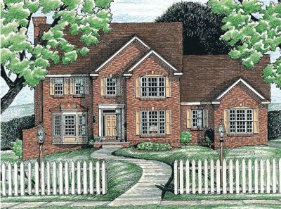 Style House Plans 10-629