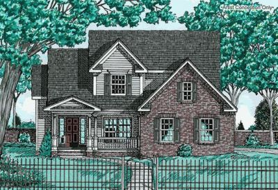 Traditional Style House Plans Plan: 10-638