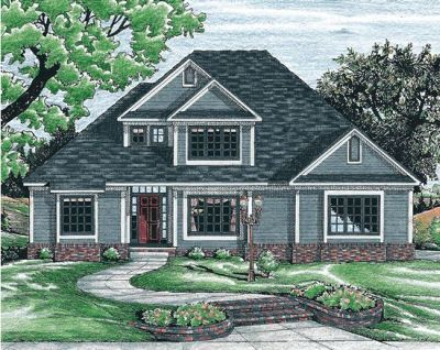 Traditional Style Floor Plans Plan: 10-641