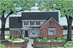 Traditional Style Floor Plans Plan: 10-651