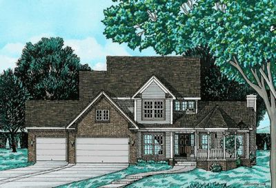 Traditional Style Floor Plans Plan: 10-654