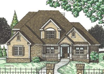 Traditional Style House Plans Plan: 10-656