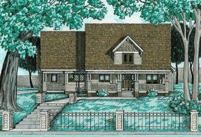 Craftsman Style Floor Plans Plan: 10-662
