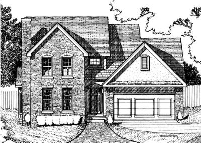 Traditional Style Floor Plans Plan: 10-665