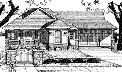 Traditional Style House Plans Plan: 10-676