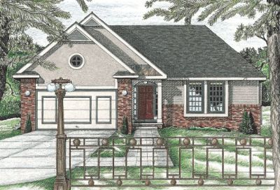 Traditional Style Floor Plans Plan: 10-688