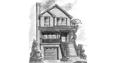Traditional Style Floor Plans Plan: 10-743