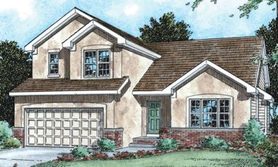 Traditional Style House Plans Plan: 10-746