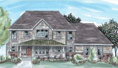 Country Style House Plans Plan: 10-753