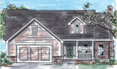 Traditional Style Home Design Plan: 10-755