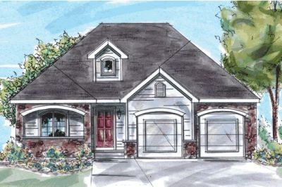Traditional Style House Plans Plan: 10-765