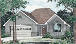 Traditional Style Floor Plans Plan: 10-770