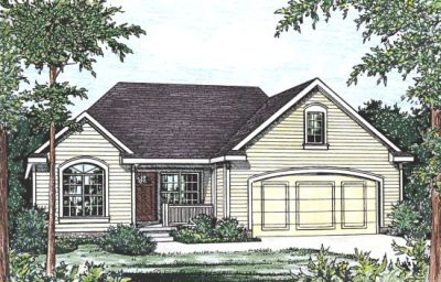 Traditional Style House Plans 10-788