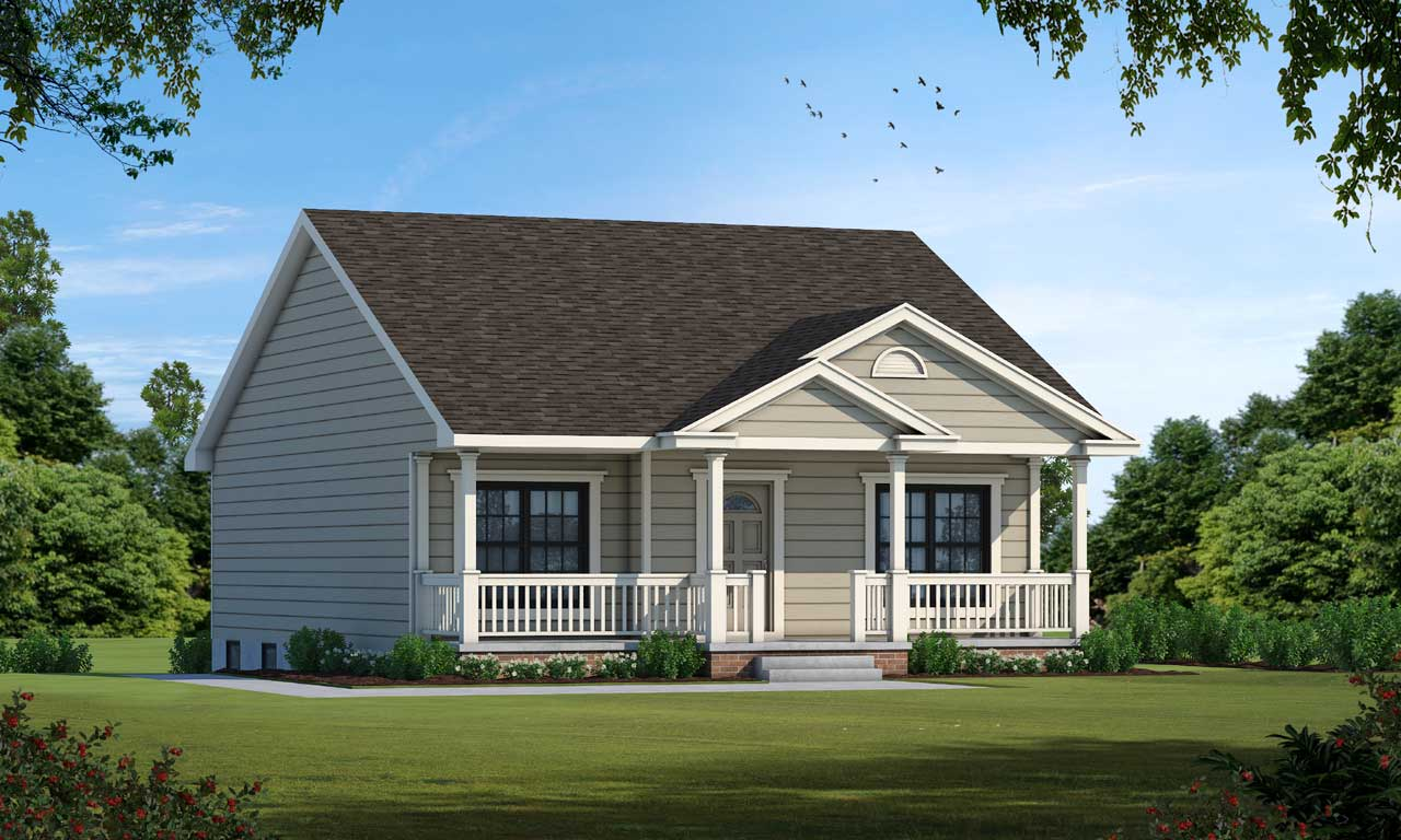 Country Style Floor Plans Plan: 10-793