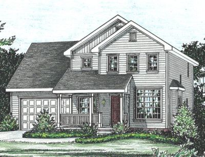 Traditional Style Floor Plans 10-802
