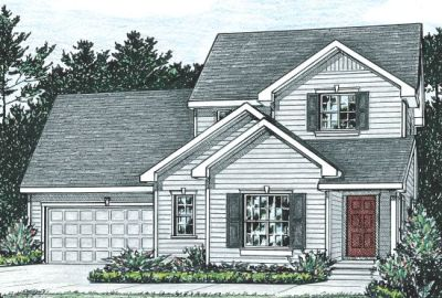Traditional Style House Plans Plan: 10-803