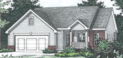 Traditional Style Floor Plans Plan: 10-805