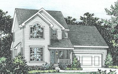 Traditional Style House Plans Plan: 10-810