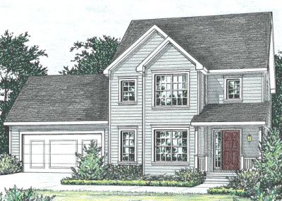 Traditional Style House Plans Plan: 10-814