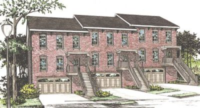 Colonial Style House Plans Plan: 10-832