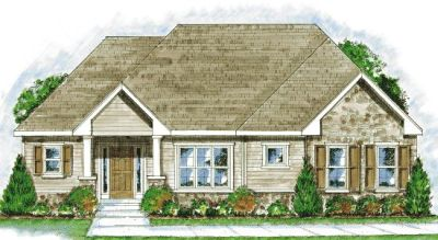 Traditional Style House Plans Plan: 10-836