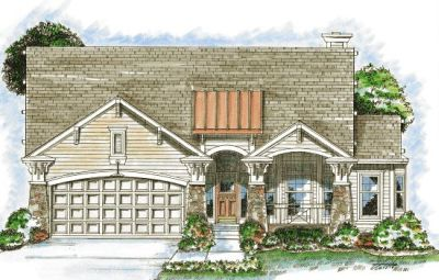 Craftsman Style House Plans 10-842
