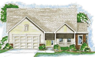 Traditional Style House Plans Plan: 10-844