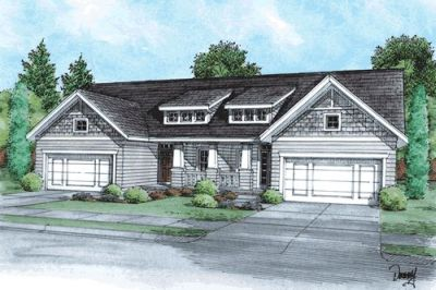 Craftsman Style House Plans Plan: 10-861