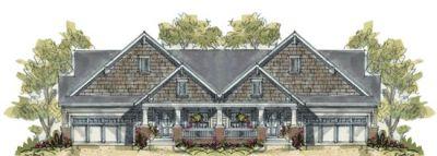 Craftsman Style House Plans Plan: 10-873