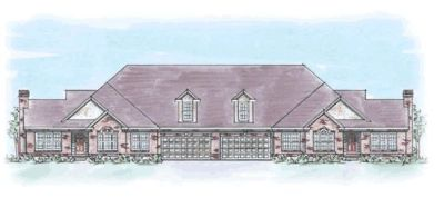 Traditional Style House Plans Plan: 10-874