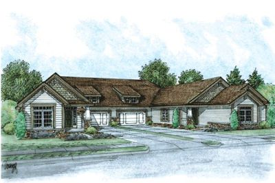 Traditional Style House Plans Plan: 10-876