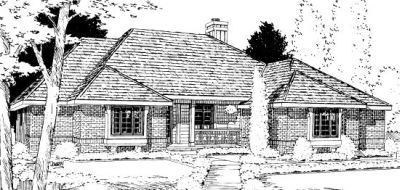 Traditional Style Floor Plans Plan: 10-910