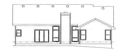 Rear Elevations Plan:10-924