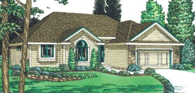 Traditional Style Floor Plans Plan: 10-935