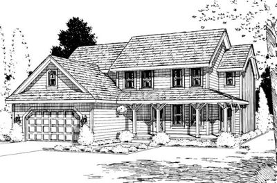 Style House Plans 10-938