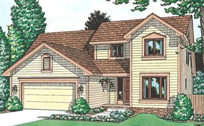 Traditional Style Floor Plans 10-942