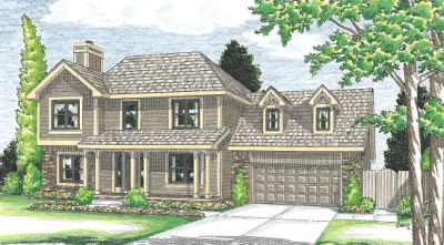 Traditional Style Floor Plans Plan: 10-948