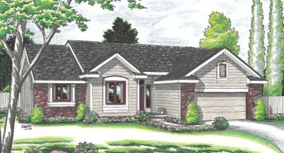 Traditional Style House Plans 10-953