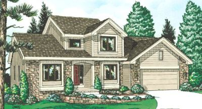 Traditional Style House Plans Plan: 10-990