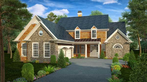 Traditional Style Floor Plans Plan: 102-106
