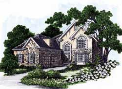 Traditional Style House Plans 102-109