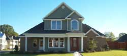 Southern Style Home Design Plan: 103-153