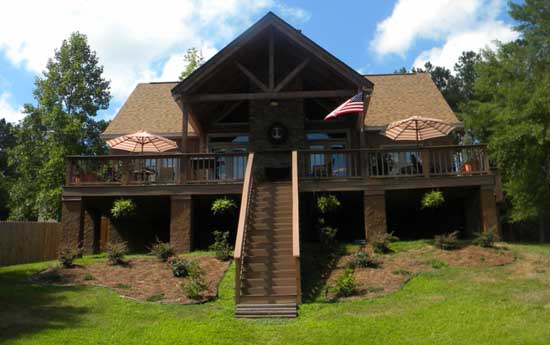 Mountain-or-rustic Style Floor Plans Plan: 103-201
