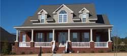 Farm Style House Plans Plan: 103-268